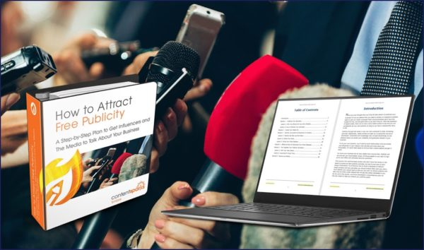 How to attract free publicity